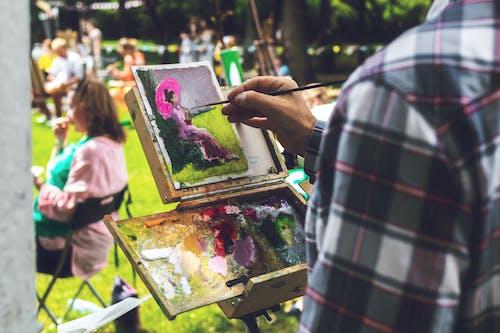 Δωρεάν στοκ φωτογραφιών με background, Άνθρωποι, άνθρωπος, βουνό