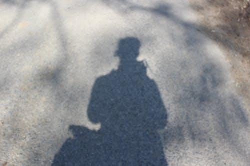 Free stock photo of shadow