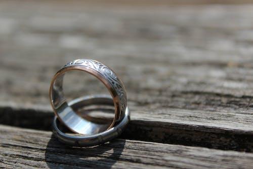 Free stock photo of wedding rings