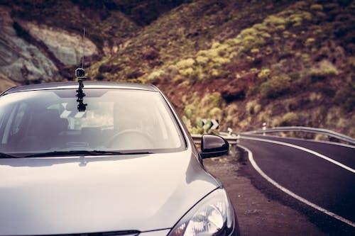 Бесплатное стоковое фото с gopro, автомобиль, Автомобильный, дорога