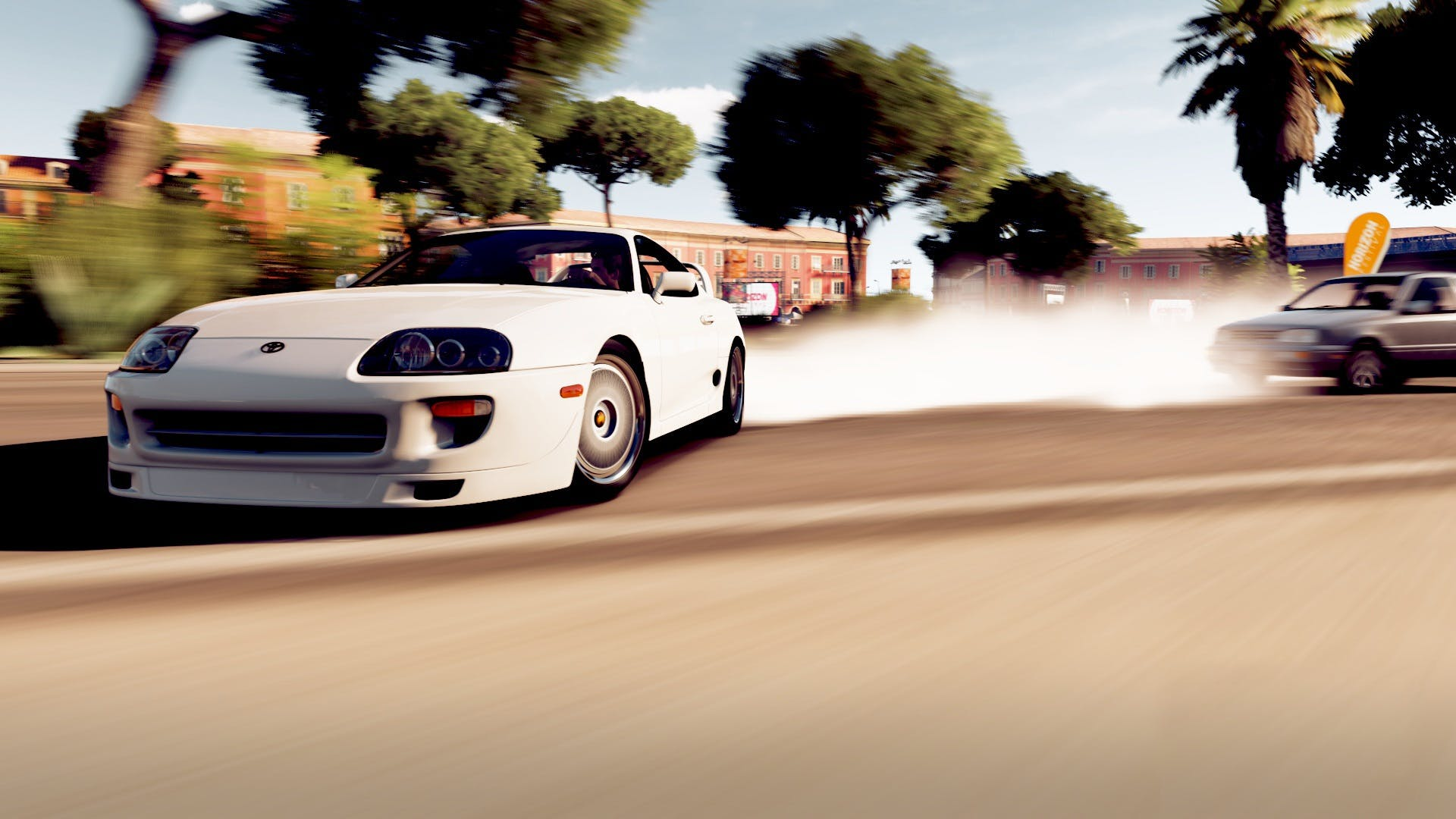supra drifting