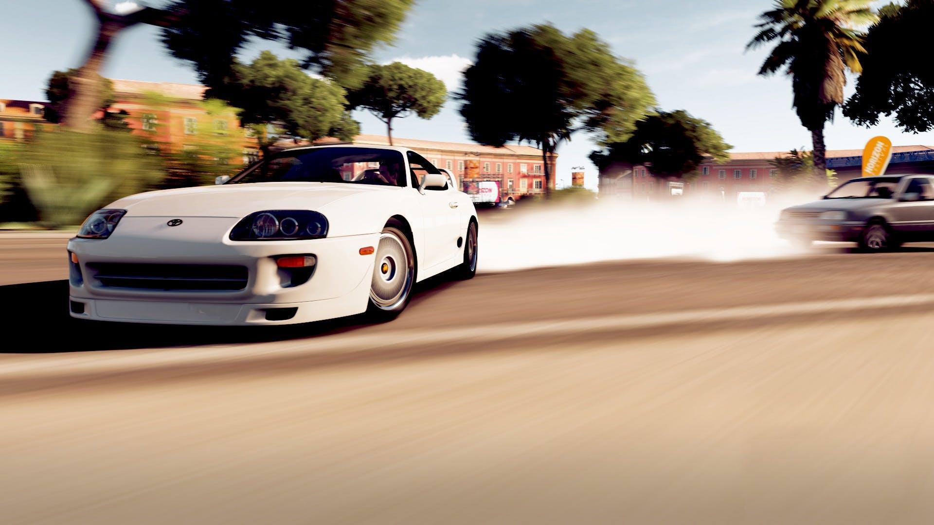 action, asphalt, auto racing