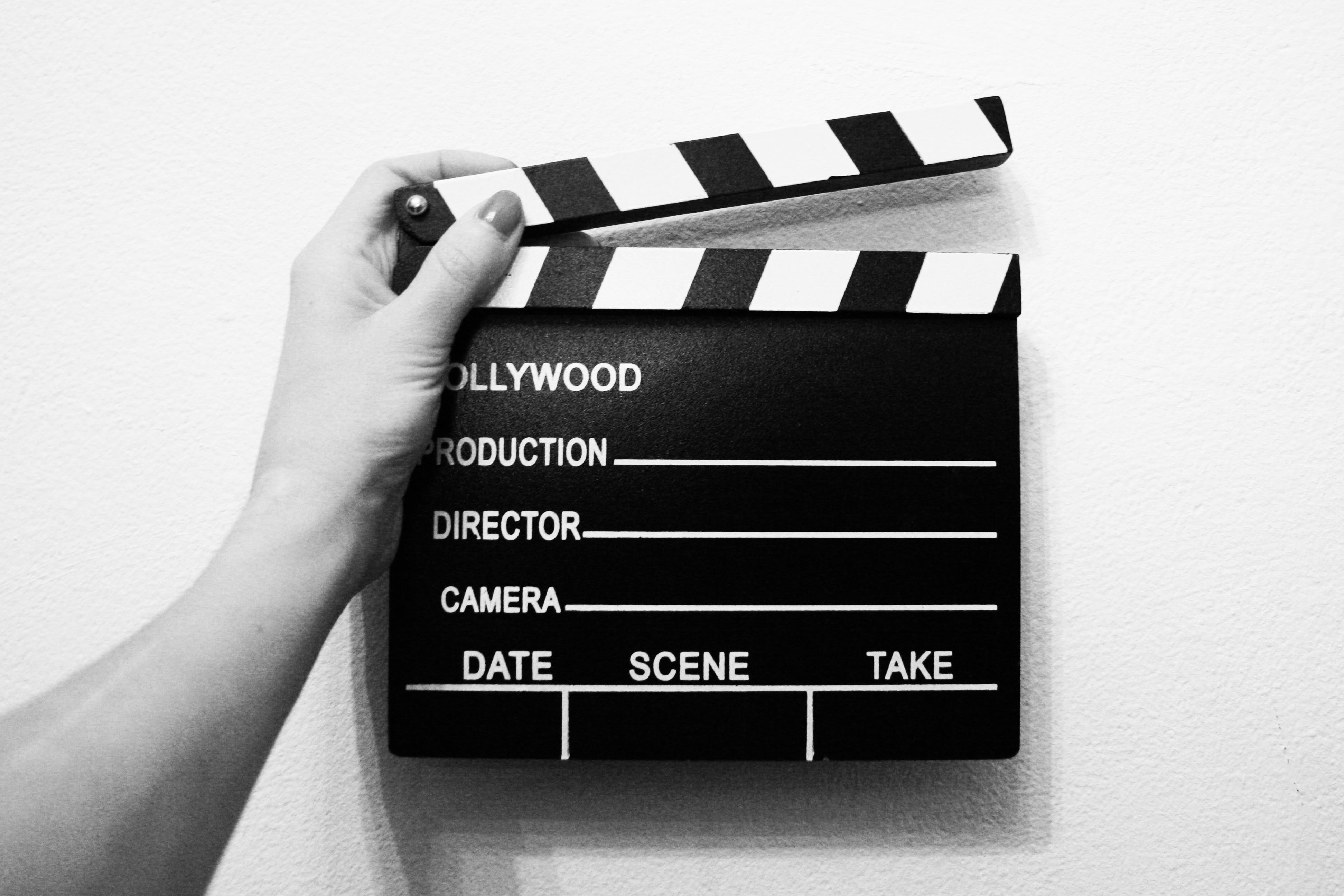 Free stock photo of ciack, direction, Director, film