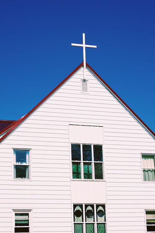 Immagine gratuita di chiesa, edificio, edificio abbandonato, edificio della chiesa