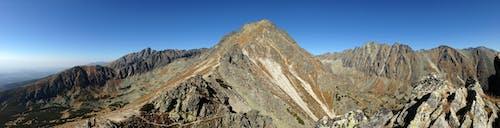 dağlar, high tatras, ufuk çizgisi içeren Ücretsiz stok fotoğraf