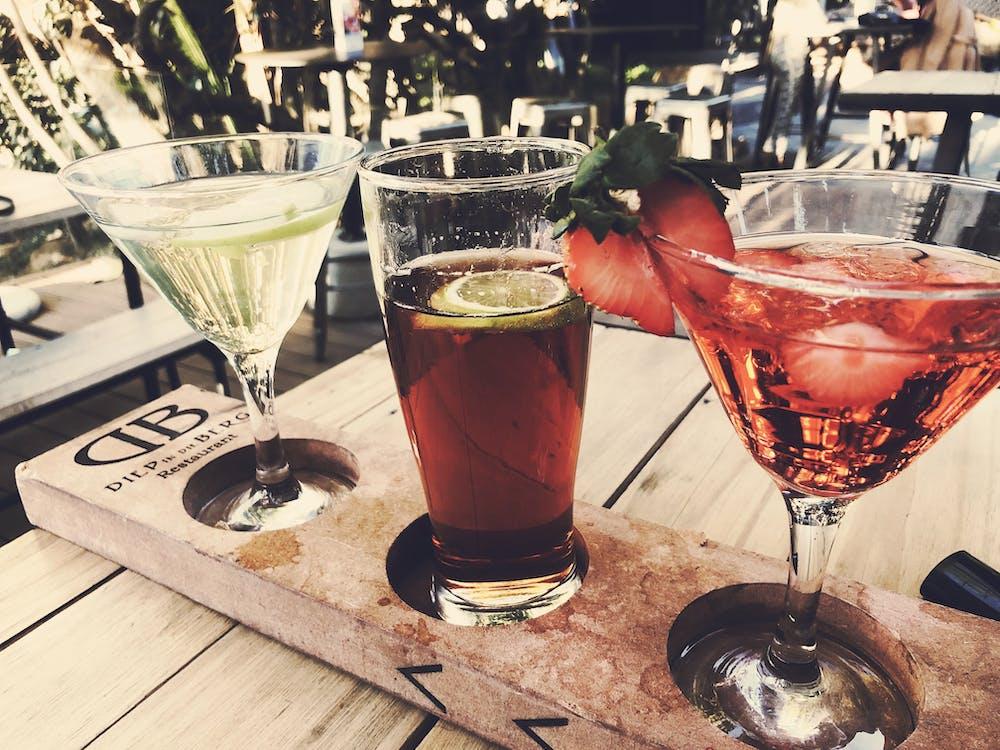 coquetéis, drinks