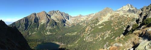 Kostnadsfri bild av bergen, höga tatra, horisont, slovakien