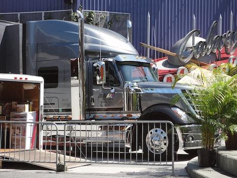 Free stock photo of orlando, universal studio, ob van, mobile truck