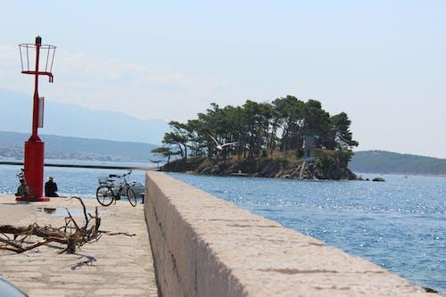 Free stock photo of island, sea