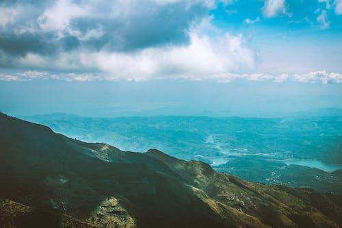 Gratis arkivbilde med blå himmel, blue mountains, britisk korthår, canon