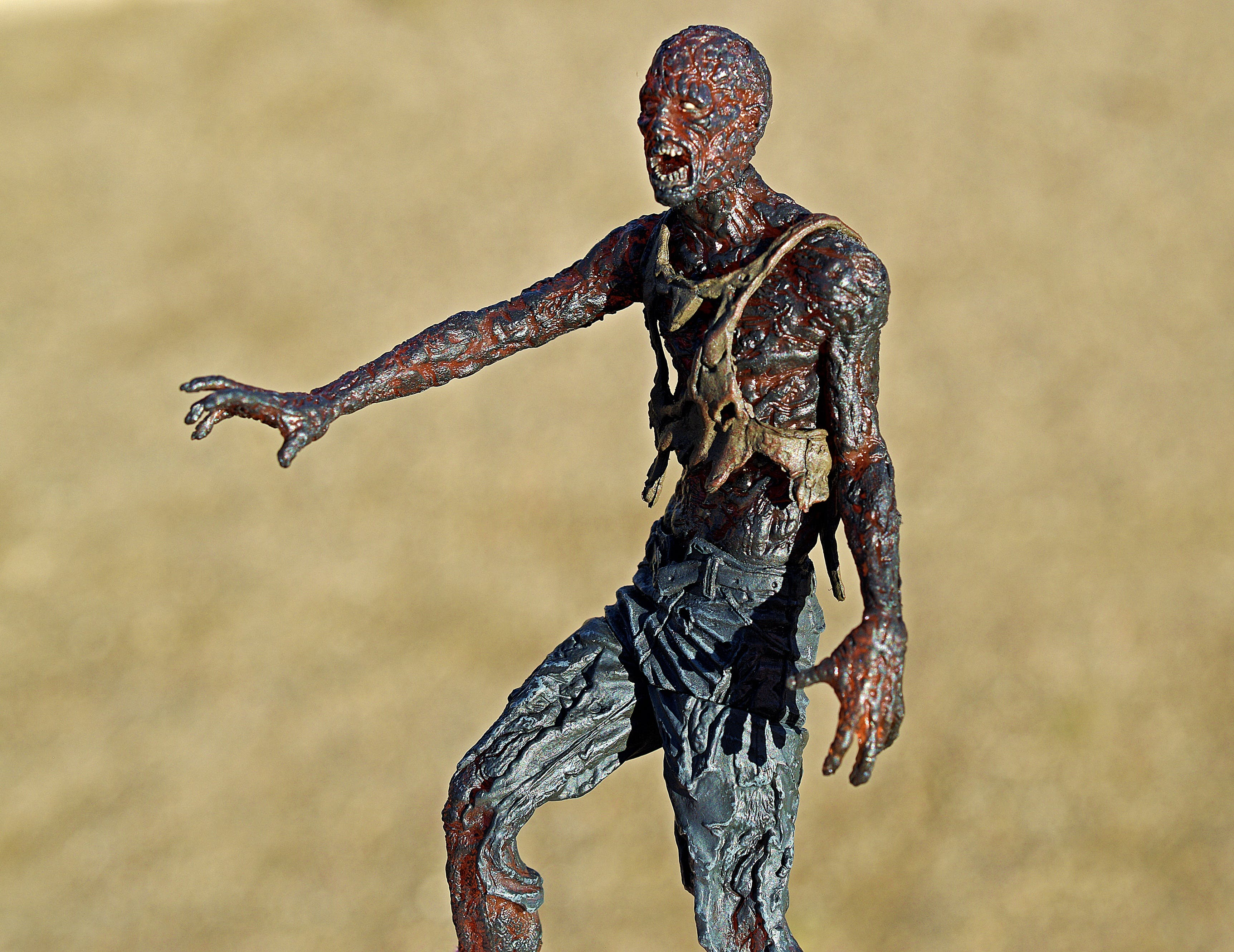 Free stock photo of monster, action figure, halloween, fear