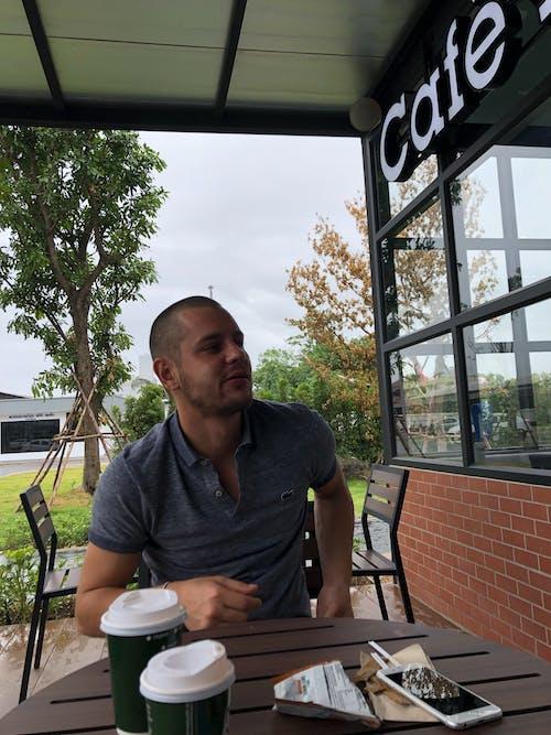 Immagine gratuita di bel tempo, bella vista, bellissimo, bevanda al caffè