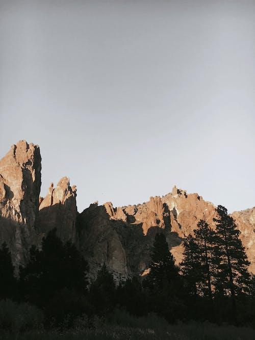 Free stock photo of mountains, oregon, rocks, usa