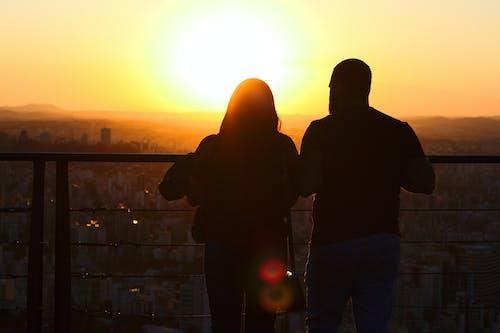 Foto stok gratis belo horizonte, bh, entardecer, matahari terbenam