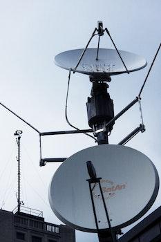 Free stock photo of radio, tv, signals, antenna