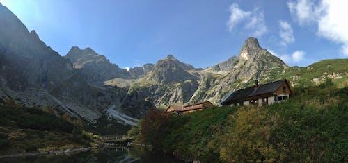 Gratis stockfoto met Hoge Tatra, horizon, Slowakije
