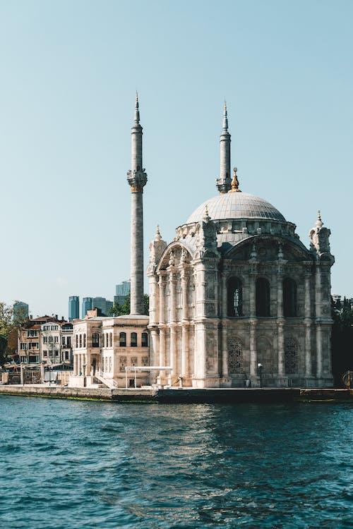 Foto stok gratis adat istiadat, agama, air, Arsitektur