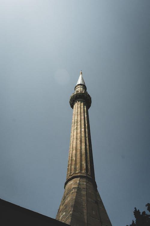 Gratis arkivbilde med Istanbul, kalkun, minaret