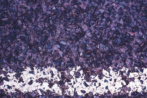 Foto stok gratis biru, detail, garis, jalan