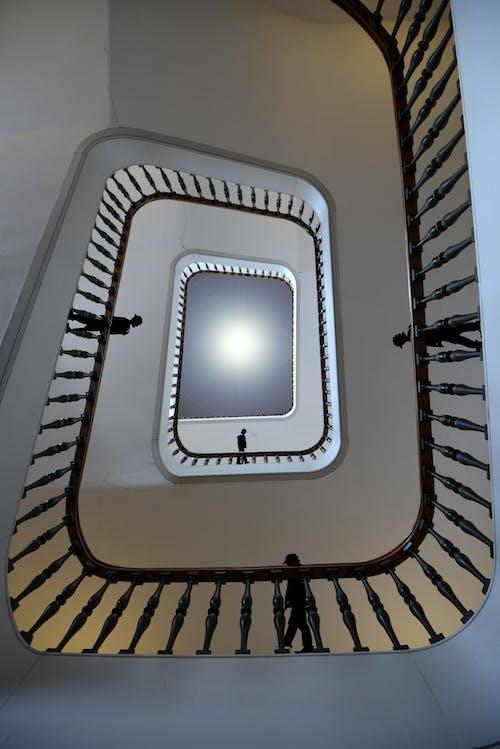 Free stock photo of circling, staircase, travel, walking
