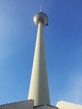 Free stock photo of berlin, tv tower, places of interest, alex