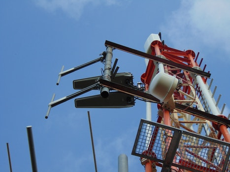 Free stock photo of mast, radio, tv, broadcast