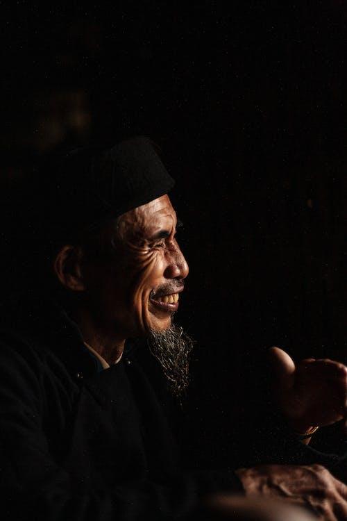 人, 側面圖, 光, 宗教 的 免費圖庫相片