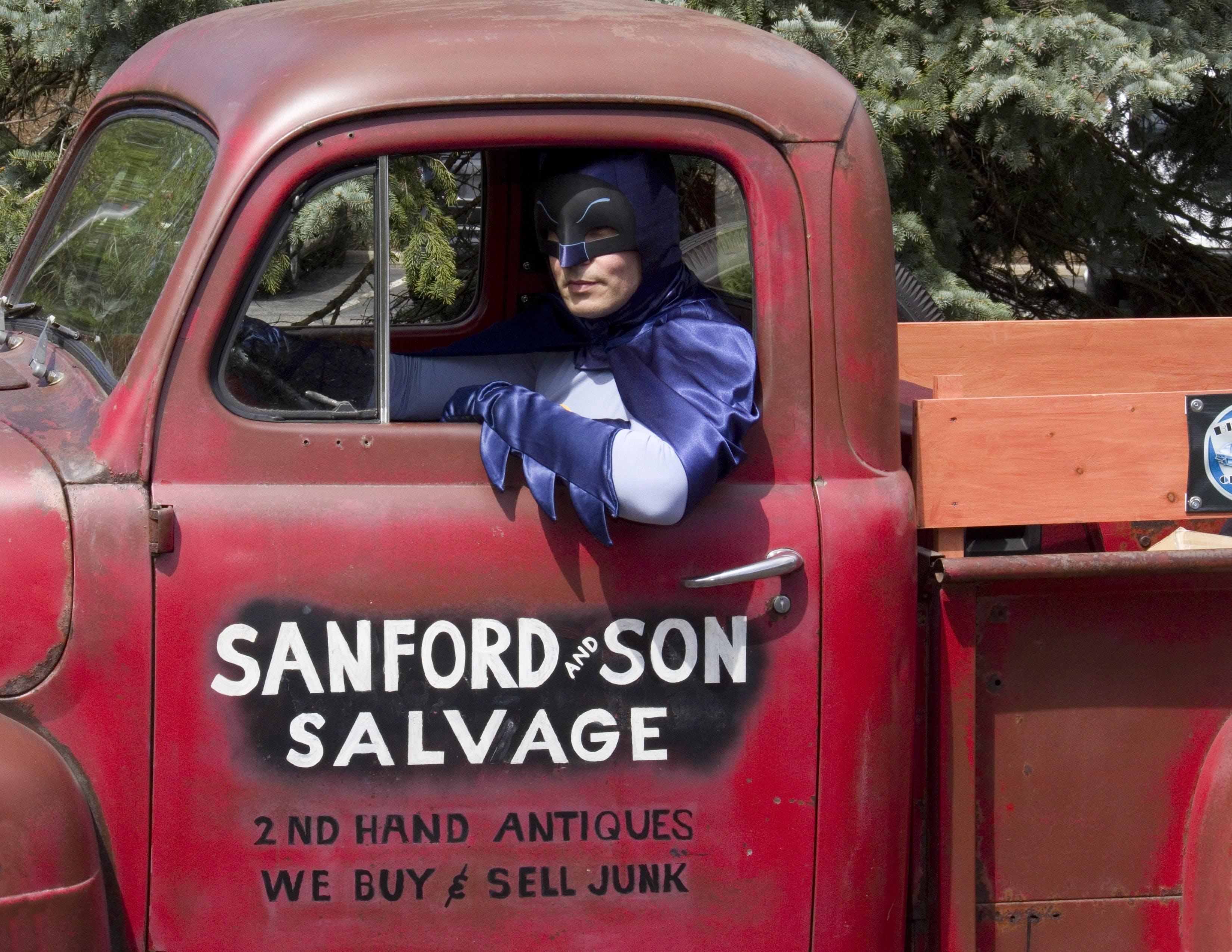 Free stock photo of batman, classic tv, junk, sanford son