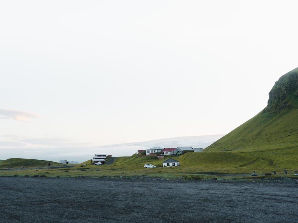 ås, bakke, fjell