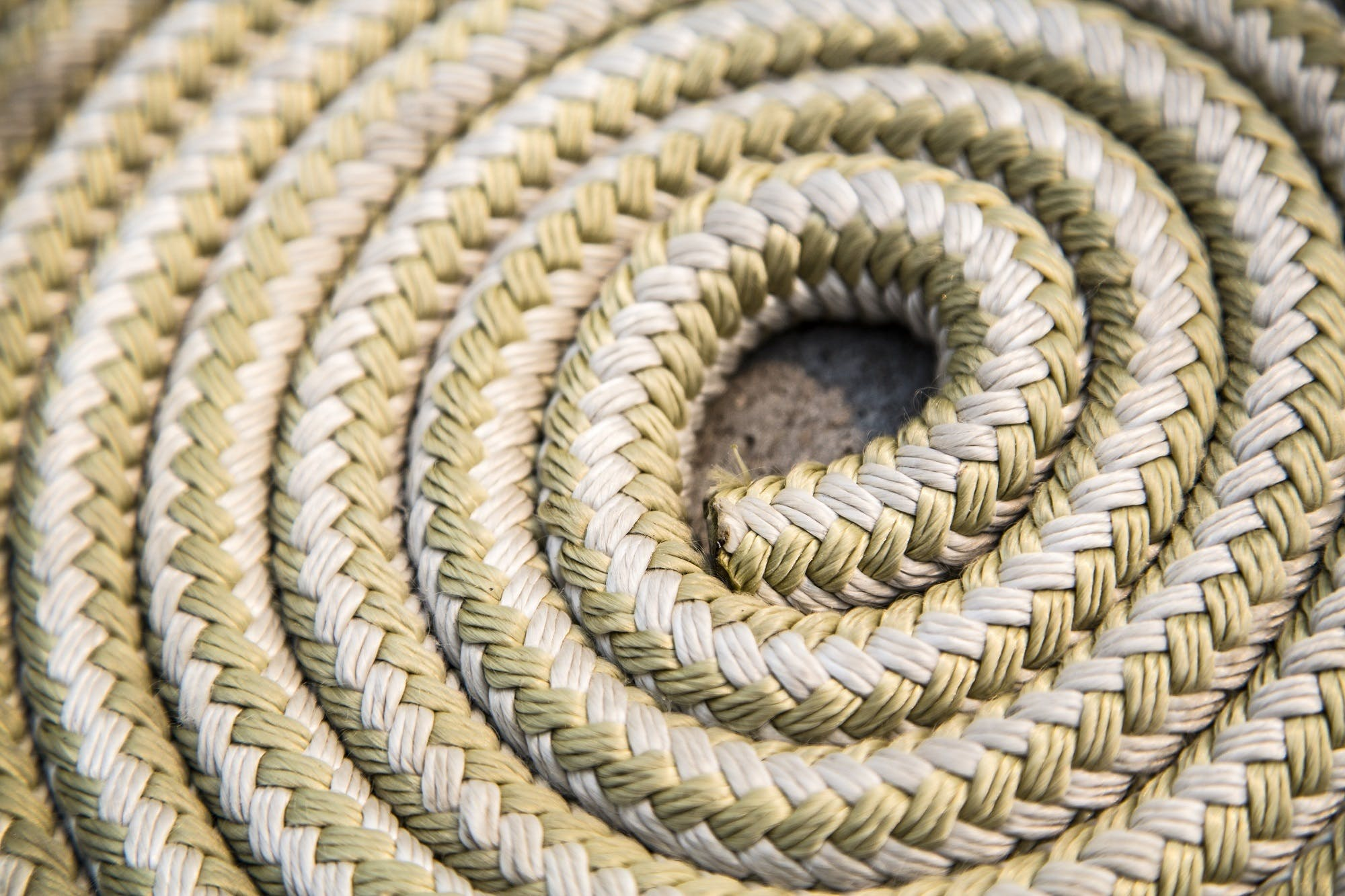 Free stock photo of pattern, rope, blur, spiral
