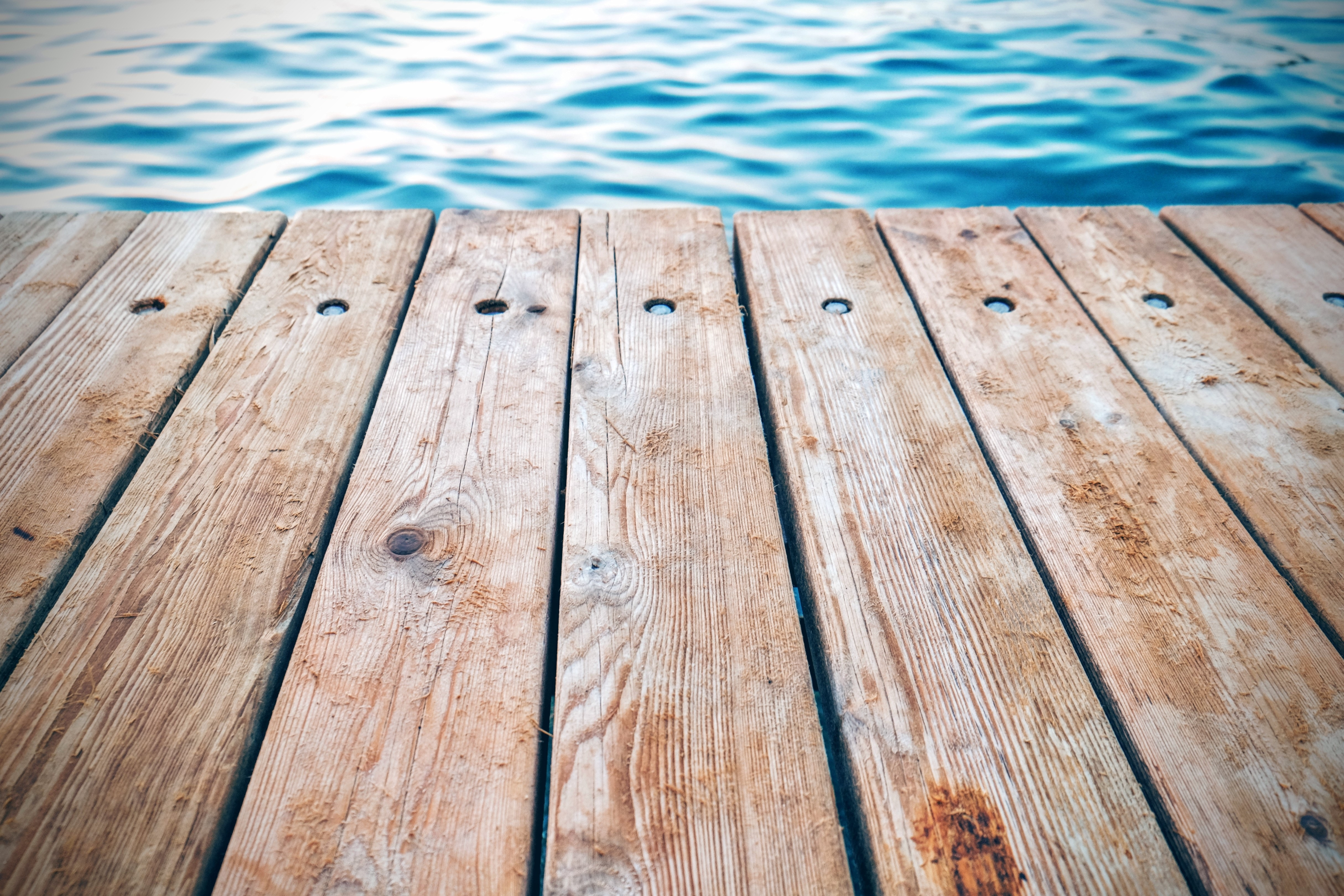Free Stock Photo Of Wood, Water, Pattern, Texture