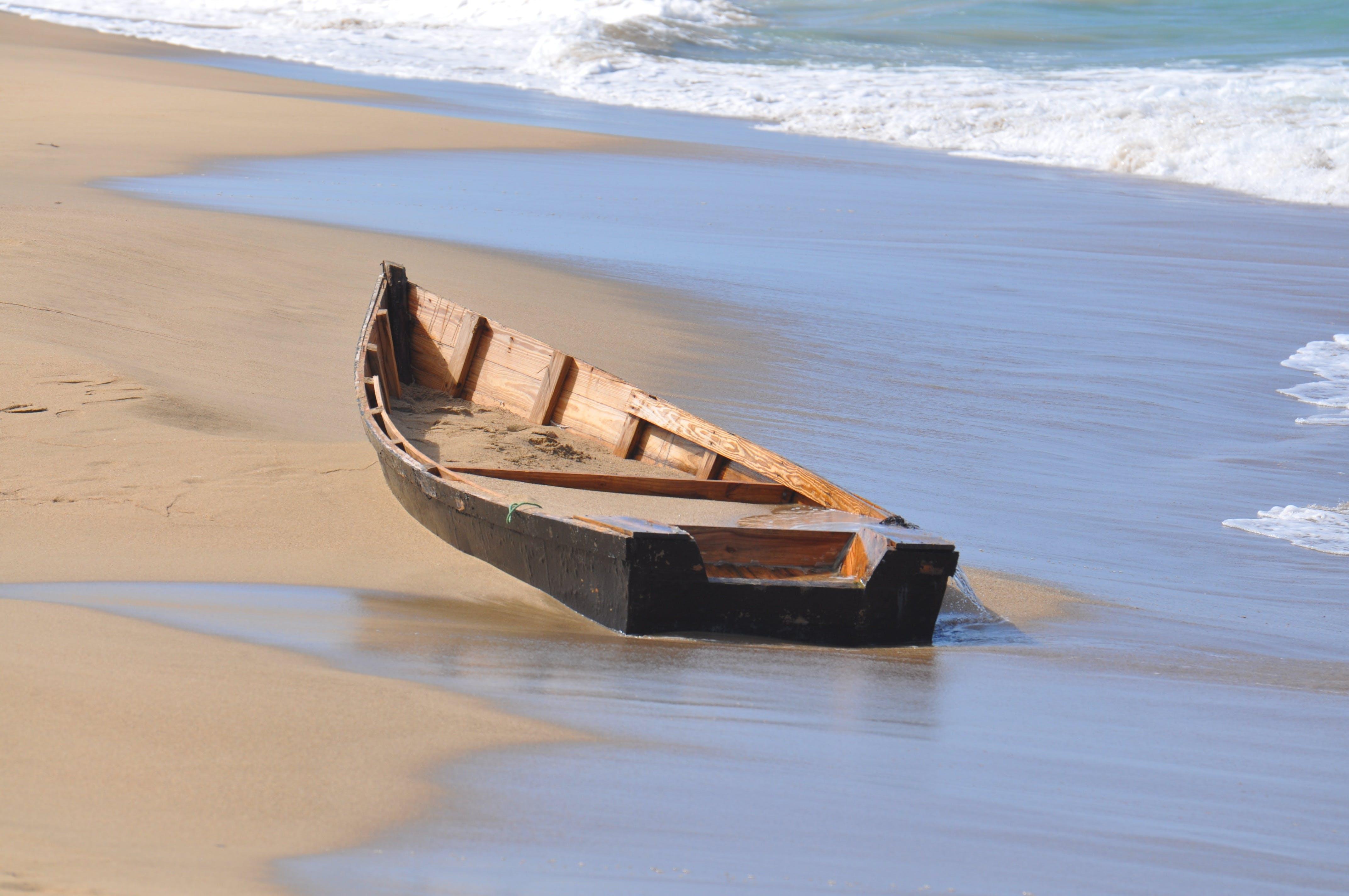 Free stock photo of sea, beach, sand, waves