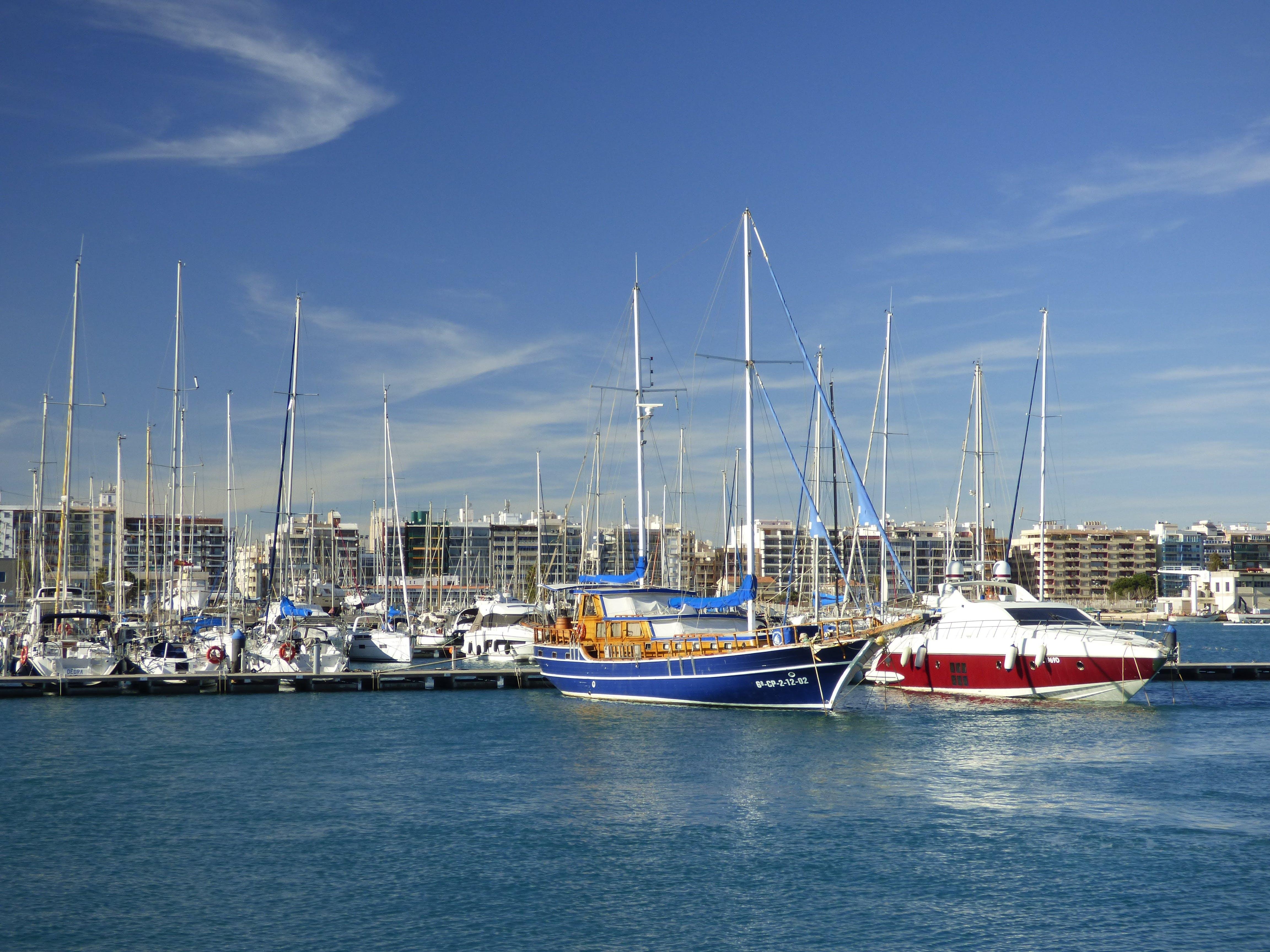 binalar, deniz, deniz aracı