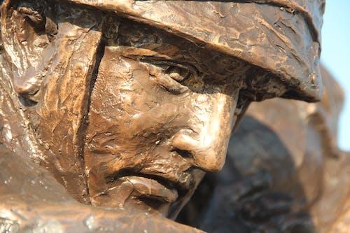 Photos gratuites de monument, monument aux soldats, statue