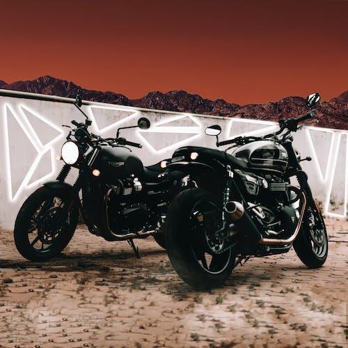 35mm, 50mm, オートバイ, ストックフォトの無料の写真素材