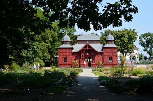 Free stock photo of botanical garden, Botanički vrt, croatia, pavillion