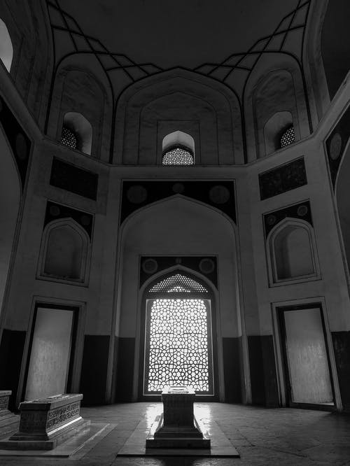 Free stock photo of humayun's tomb