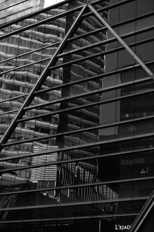 Darmowe zdjęcie z galerii z architektura, budynek komercyjny, budynki, cienie