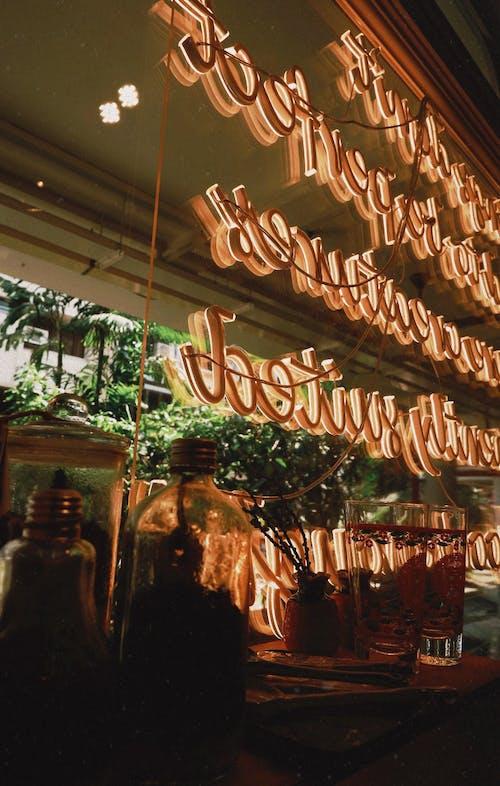 Darmowe zdjęcie z galerii z abstrakcyjny, ciepłe światło, fotografia filmowa, fotografia miejska