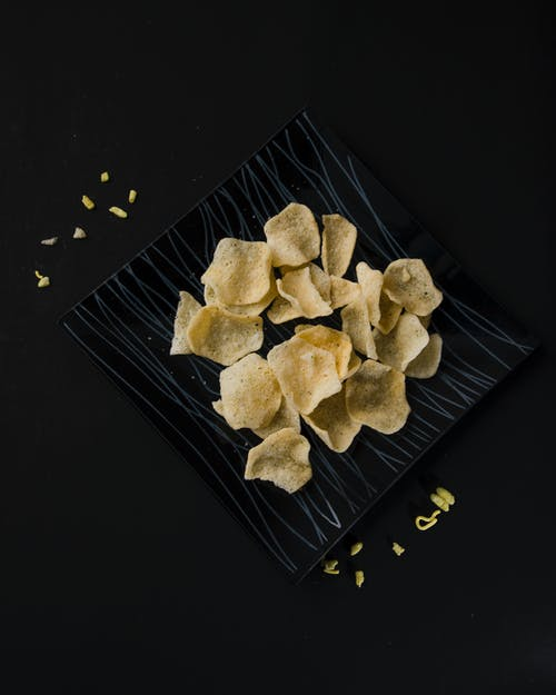Gratis lagerfoto af chip, chips, delikat, dybstegt