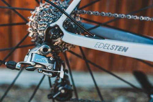 Free stock photo of bicycle, bike, blur, brakes