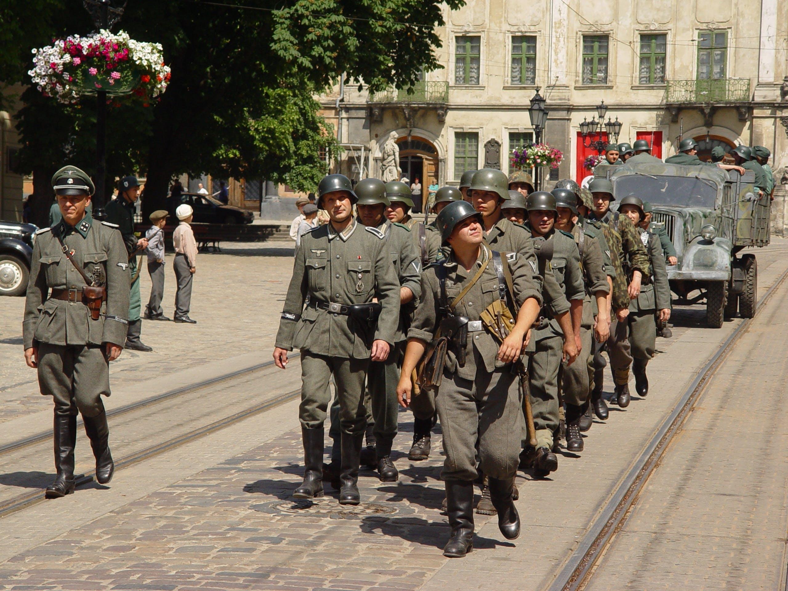 Free stock photo of fascism, Lviv, movie, Nazism