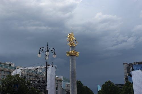 Imagine de stoc gratuită din cer, cerul orașului, Georgia, luminile orașului