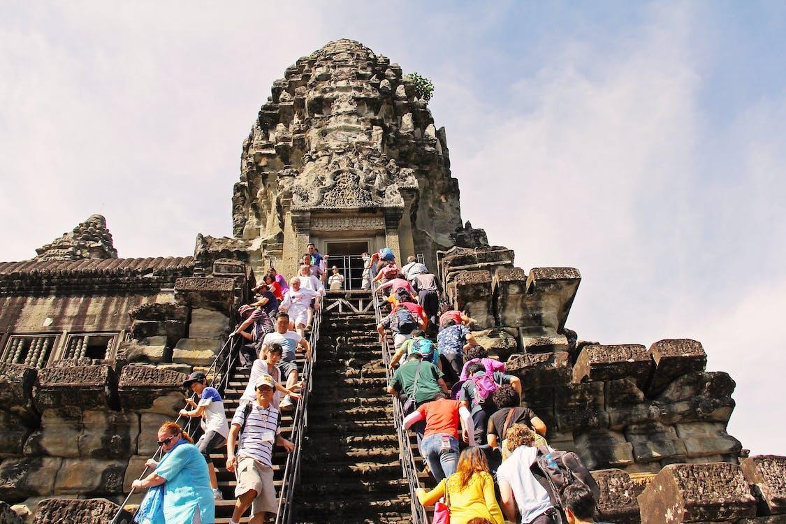 Free stock photo of ancient, angkor, angkor wat