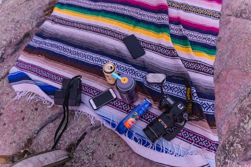 Gratis stockfoto met camera, dof, gadgets