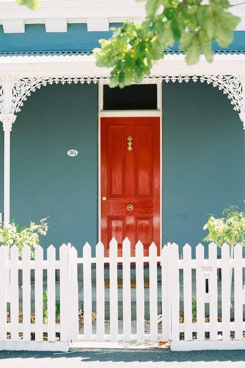 ゲート, ドア, ノッカー