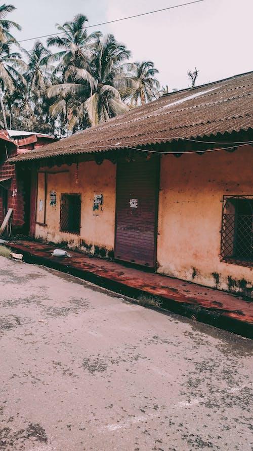 Kostenloses Stock Foto zu dorf, landhaus