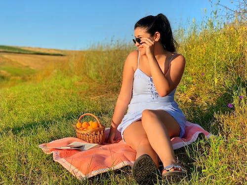 Бесплатное стоковое фото с #models, #леди, #летом, #солнце