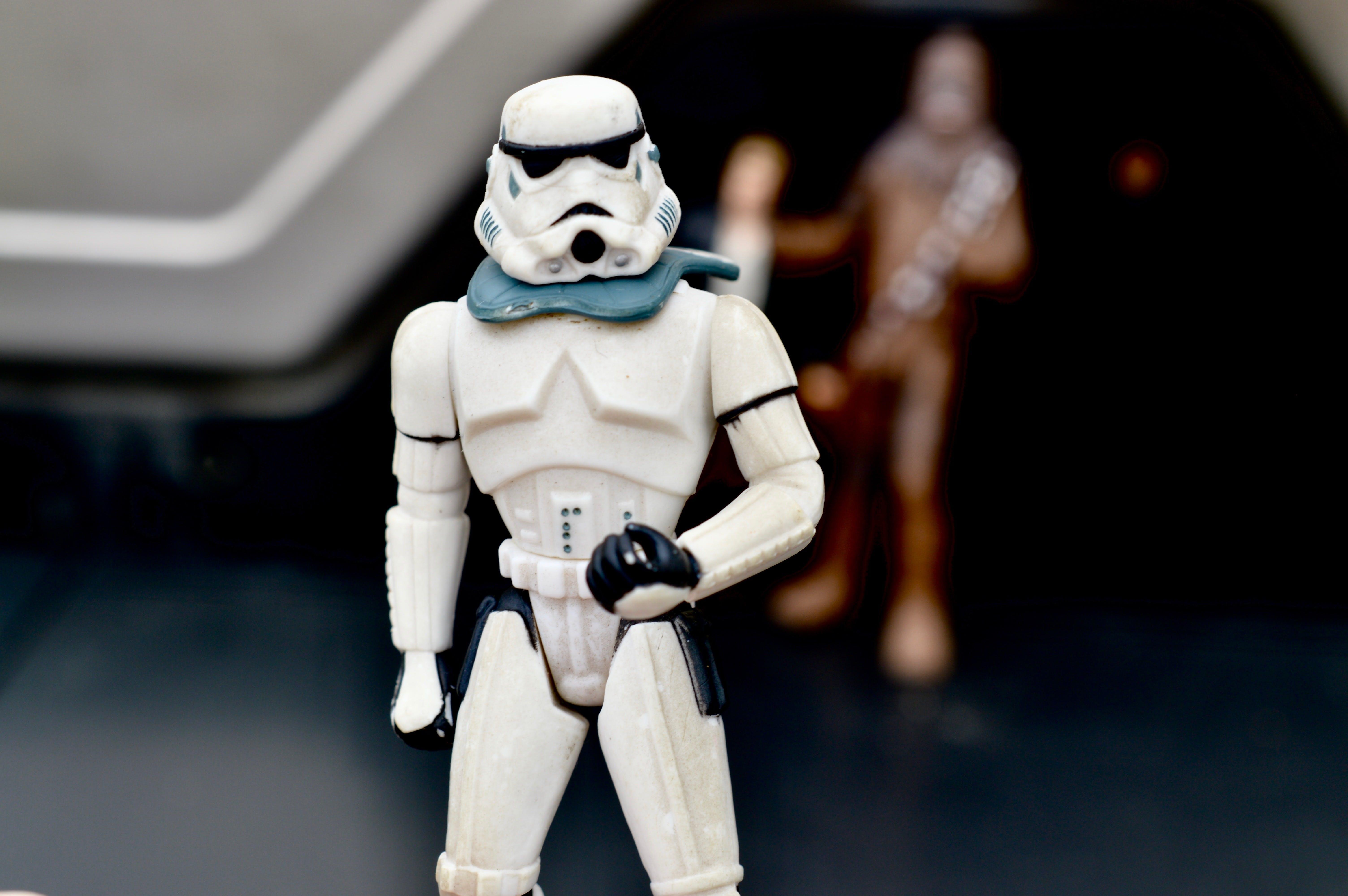 Free stock photo of toy, action figure, film, movie