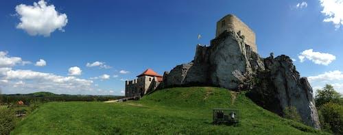 eski kale, Polonya içeren Ücretsiz stok fotoğraf